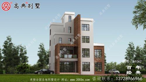 五层现代风格别墅设计