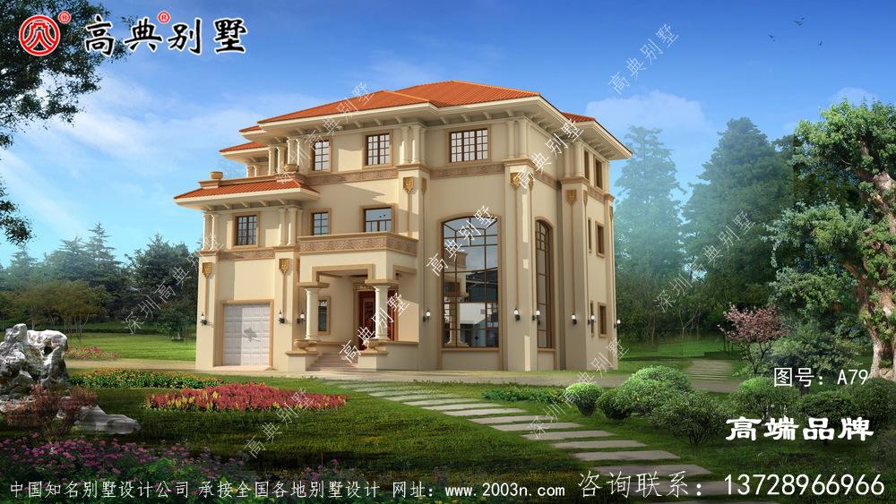 新型农村房屋设计图