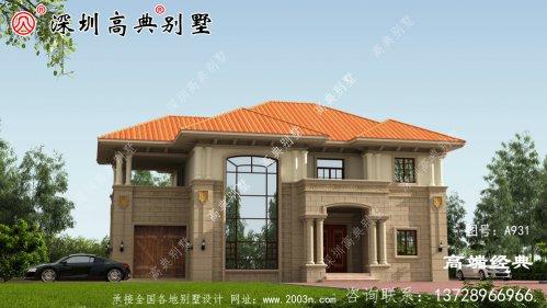 别墅设计图,户型设计
