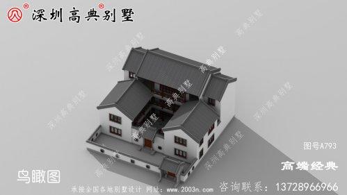 乡村最新的房子风格,