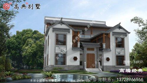 中式经典灰白组合,室